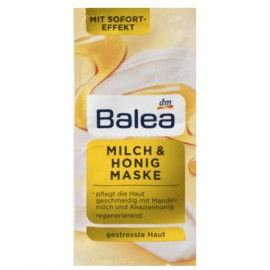 Balea Milk & Honey Mask 2x 8 ml (16 ml / 0.53 fl oz)