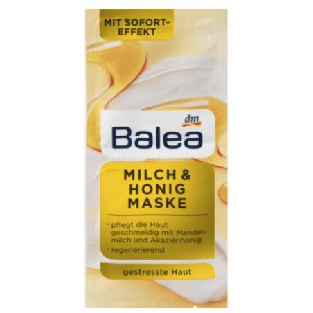 Balea Milk & Honey Mask 2x 8 ml (16 ml / 0.53 fl oz)