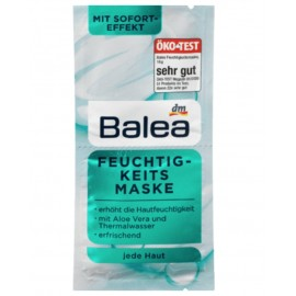 Balea Moisture Mask 2x 8 ml (16 ml / 0.53 fl oz)