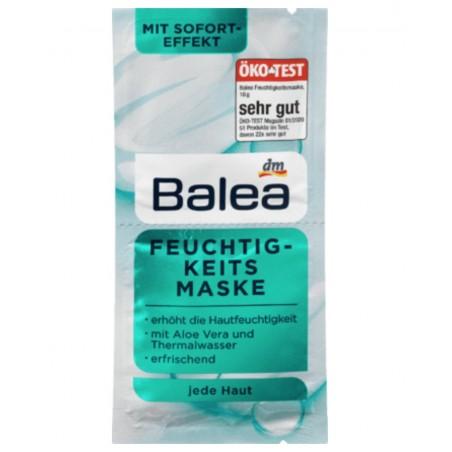 Balea Moisture Mask 2x 8 ml (16 ml / 0.53 fl oz)