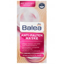 Balea Anti-wrinkle Mask 2x 8 ml (16 ml / 0.53 fl oz)