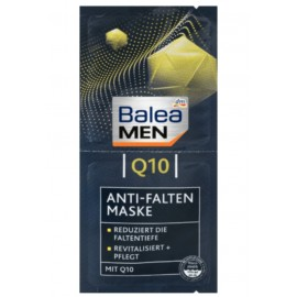 Balea Men Q10 Anti-Wrinkle Mask 2x 8 ml (16 ml / 0.53 fl oz)