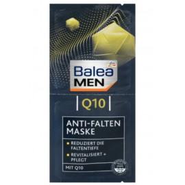 Balea Men Q10 Anti-Wrinkle Mask 2x 8 ml (16 ml / 0.53 fl oz)