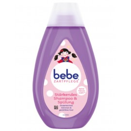 bebe Strengthening Shampoo & Conditioner 300 ml / 10 fl oz