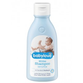 babylove Mild Shampoo Sensitive 250 ml / 8.4 fl oz