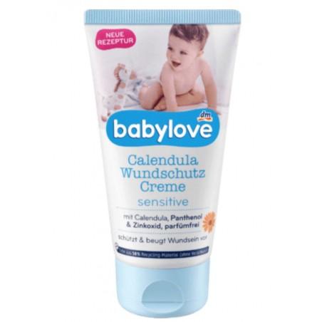 babylove Calendula Wound Protection Cream Sensitive 75 ml / 2.5 fl oz