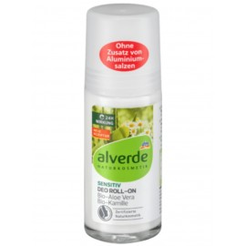 Alverde Sensitive Deo Roll-On 50 ml / 1.7 fl oz