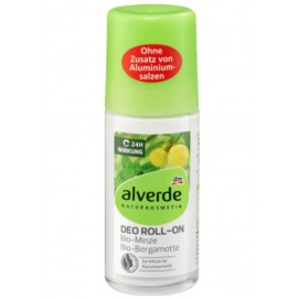 Alverde Mint Bergamot Deo Roll-On 50 ml / 1.7 fl oz