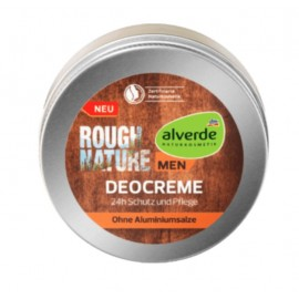 Alverde Rough Nature Deo Cream 50 ml / 1.7 fl oz