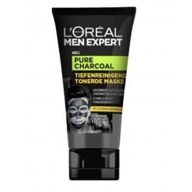 L'Oreal Men Expert Pure Charcoal Purifying Clay Mask 50 ml / 1.7 fl oz