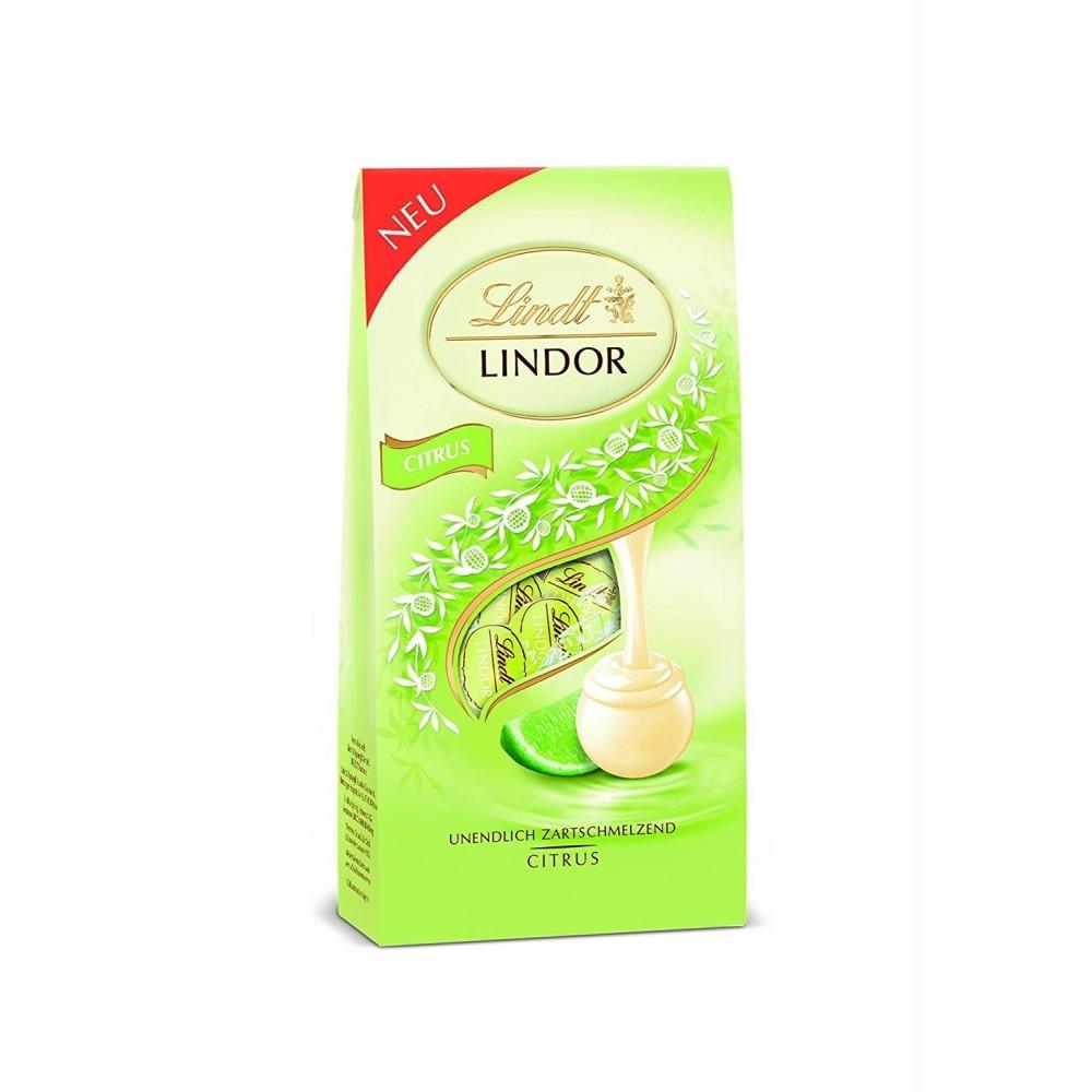 Lindt Lindor Citrus 137 g / 4.6 oz