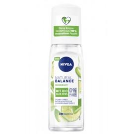Nivea Natural Balance Aloe Vera Deodorant Spray 75 ml / 2.5 fl oz