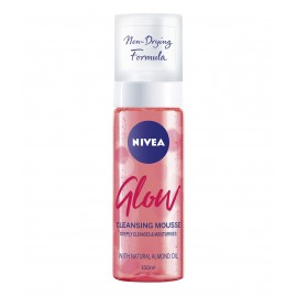 Nivea Glow Cleansing Mousse 150 ml / 5.0 fl oz