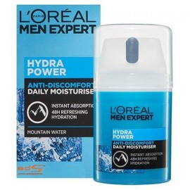 L'Oreal Men Expert Hydra Power Anti-Disconfort Daily Moisturiser 50 ml / 1.7 fl oz