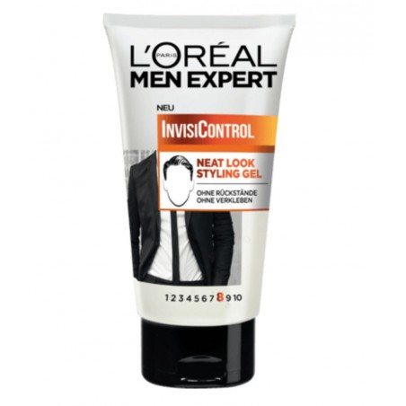 L'Oreal Men Expert InvisiControl Neat Look Styling Gel 150 ml / 5.0 fl oz