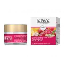 Lavera Cranberry Regenerating Night Cream 50 ml / 1.7 fl oz