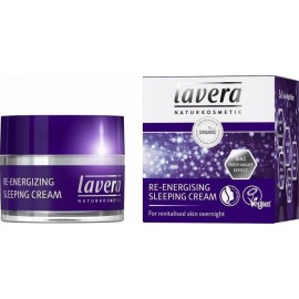 Lavera Re-Energizing Sleeping Cream 50 ml / 1.7 fl oz