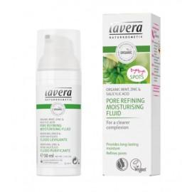 Lavera Pore Refining Moisturising Fluid 50 ml / 1.7 fl oz