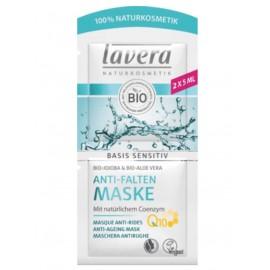 Lavera Basis Sensitive Anti-Wrinkle Mask 2x 5 ml / 0.17 fl oz