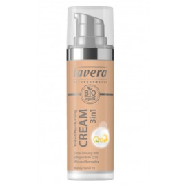 Lavera Tinted Moisturising Cream 3in1 Q10 - Honey Sand 03 30 ml / 1.0 fl oz