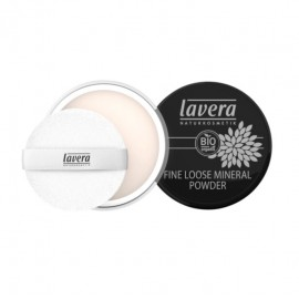 Lavera Fine Loose Mineral Powder Transparent 10 g