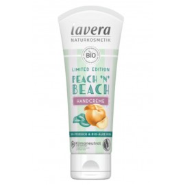 Lavera Peach 'n' Beach Hand Cream 75 ml / 2.5 fl oz