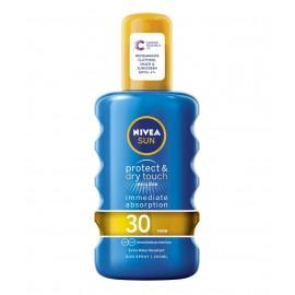 Nivea Sun Protect & Dry Touch Invisible Sun Spray SPF 30 200 ml / 6.8 fl oz