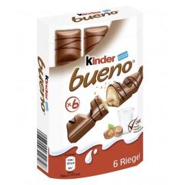 Kinder Bueno Milk Chocolate 129g / 6 bars