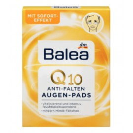 Balea Q10 Anti-Wrinkle Eye Pads, 12 pcs