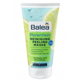 Balea Pore-Fine 3in1 Cleaning Peeling Mask 150 ml / 5.0 fl oz