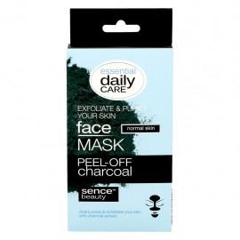 SenceBeauty Charcoal Peel-Off Mask 5x 8 g