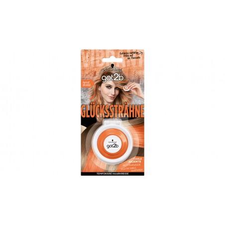Schwarzkopf got2b Glückssträhne / Stroke Of Luck Apricot Orange