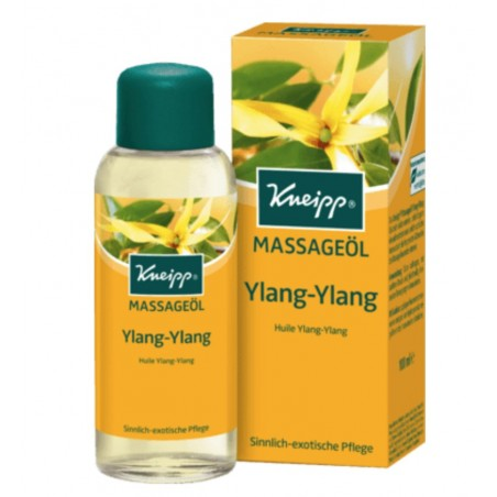 Kneipp Massage Oil Ylang-Ylang 100 ml / 3.38 fl oz