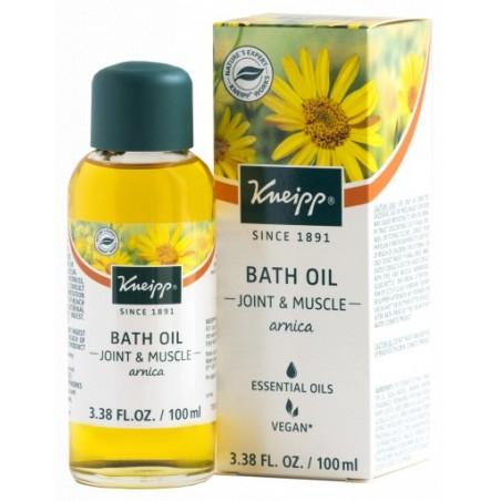 Kneipp Body Oil Joint & Muscle Arnica 100 ml / 3.38 fl oz
