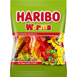 Haribo Worms 100 g / 3.4 oz