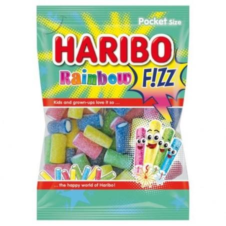 Haribo Rainbow Fizz 85 g / 2.8 oz
