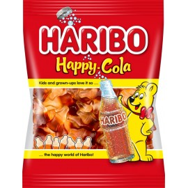 Haribo Happy Cola 100 g / 3.4 oz