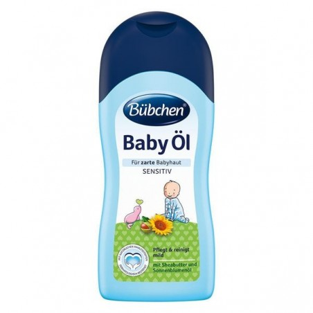Bübchen Baby Oil 200 ml / 6.8 fl oz