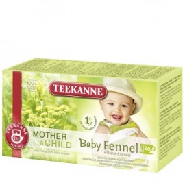 Teekanne Mother & Child Baby Fennel Tea
