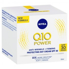 Nivea Q10 Plus Anti-Wrinkle Day Cream SPF 30 50 ml / 1.7 oz