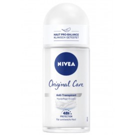 Nivea Original Care Antiperspirant Roll-On 50 ml / 1.7 fl oz