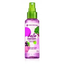 Yves Rocher Hello Printemps Body & Hair Perfumed Mist 100 ml / 3.3 fl oz