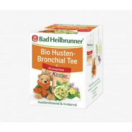 Bad Heilbrunner Husten- und Bronchial / Cough and Bronchial (8x2g)
