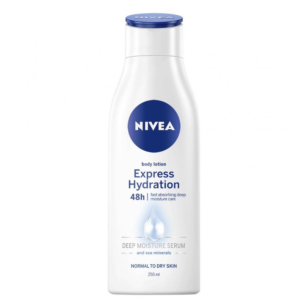 Nivea Express Hydration Body Lotion 250 ml / 8.4 fl oz