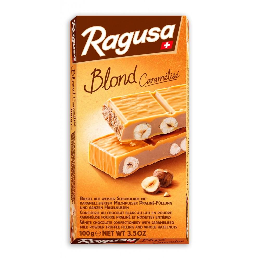 Camille Bloch Ragusa Blond Chocolate 100 g / 3.5 oz