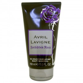 Avril Lavigne Forbidden Rose Beauty Shower Gel 150 ml / 5.0 fl oz