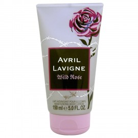 Avril Lavigne Wild Rose Moisturizing Body Lotion 150 ml / 5.0 fl oz