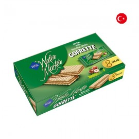 Cizmeci Time Wafer Master Gorfette Hazelnut 320 g
