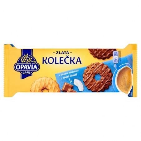 Opavia Zlate Kolecka Coconut 146 g