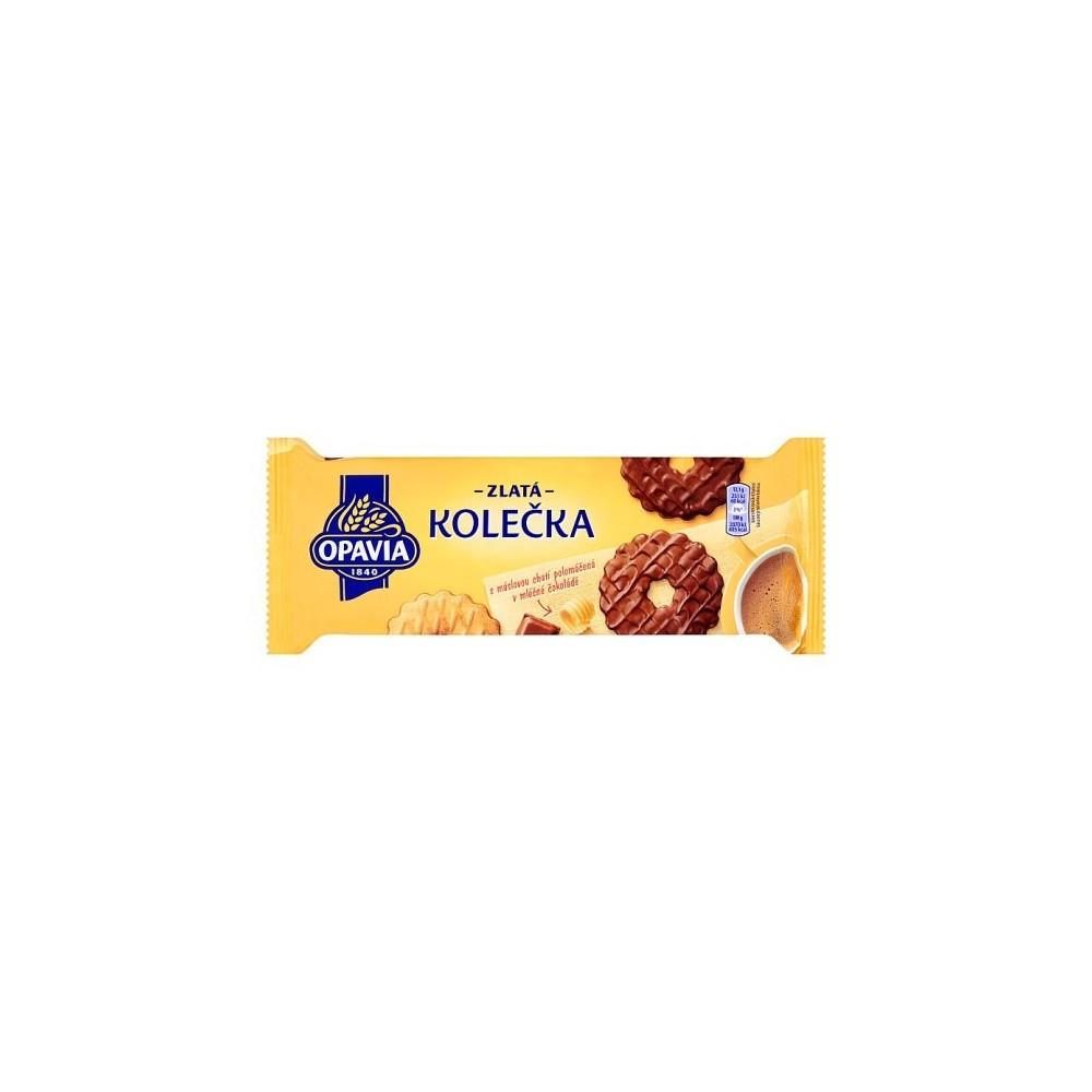 Opavia Zlate Kolecka Butter 146 g